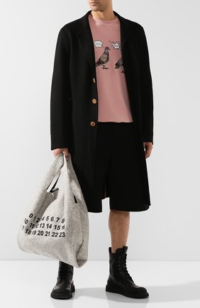 Текстильная сумка-шоппер | Фото №2