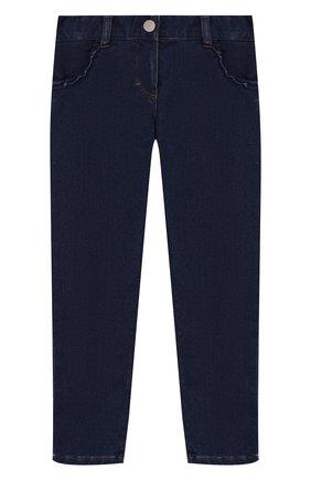 Детские джинсы TARTINE ET CHOCOLAT темно-синего цвета, арт. TP22041/4A-5A | Фото 1