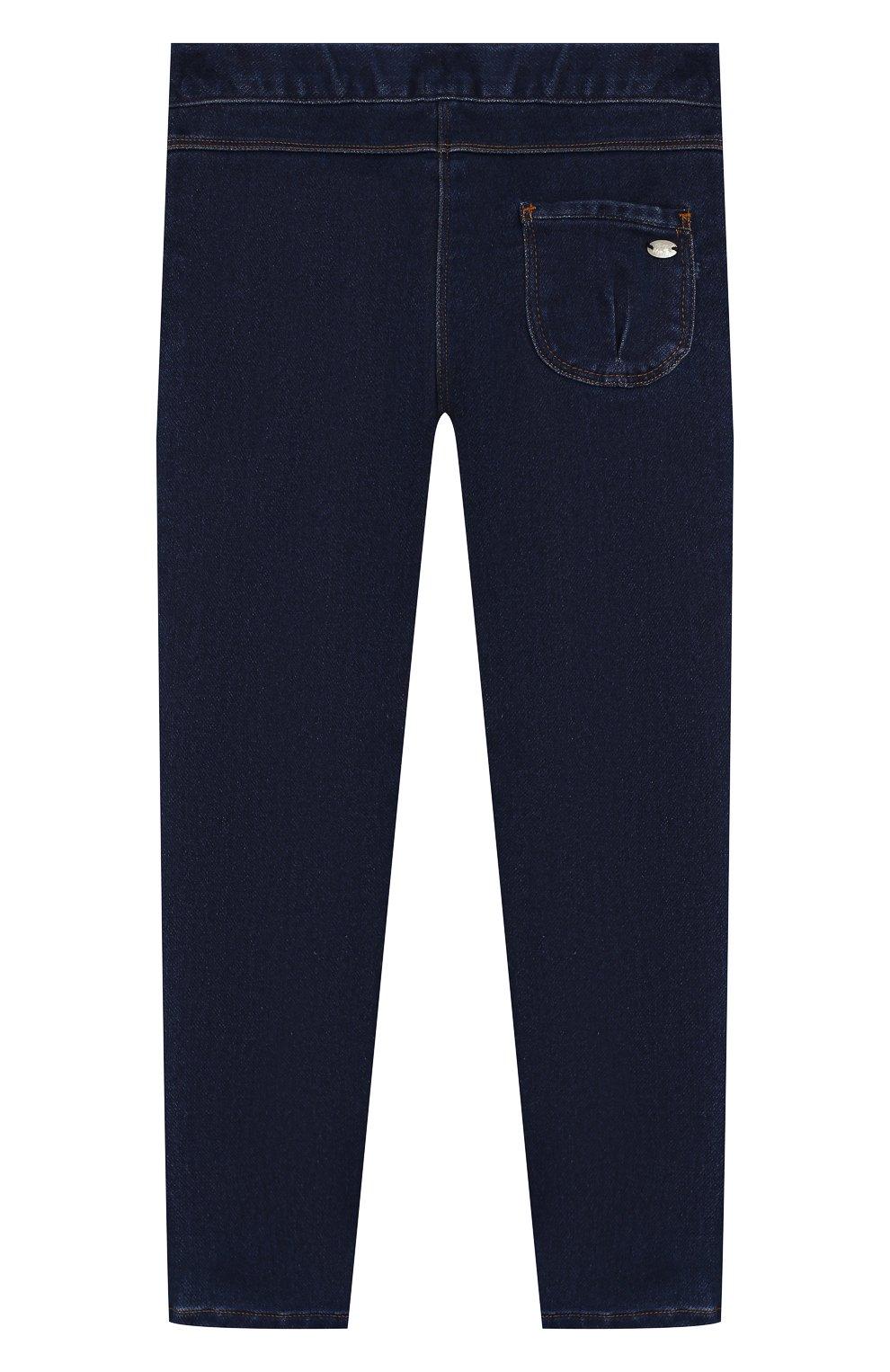 Детские джинсы TARTINE ET CHOCOLAT темно-синего цвета, арт. TP22041/4A-5A | Фото 2