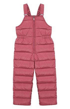 Детский пуховый комбинезон IL GUFO розового цвета, арт. A19ST007N0031/2A-4A | Фото 1