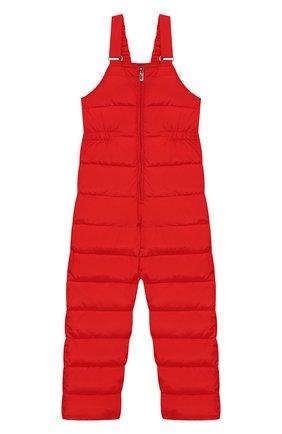 Детский пуховый комбинезон IL GUFO красного цвета, арт. A19ST007N0031/10A-12A | Фото 1