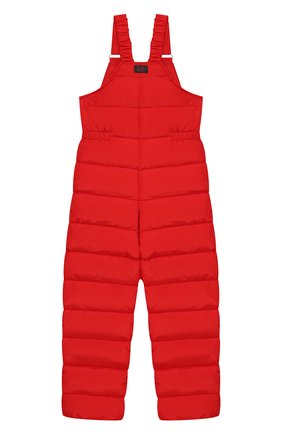 Детский пуховый комбинезон IL GUFO красного цвета, арт. A19ST007N0031/10A-12A | Фото 2