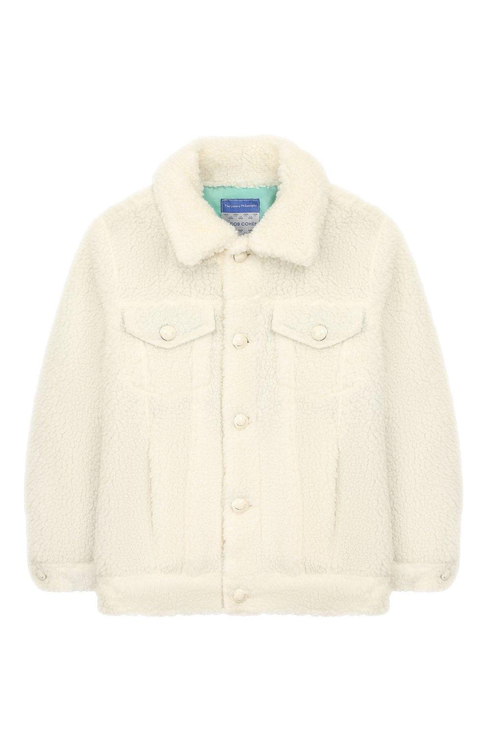 Текстильная куртка | Фото №1