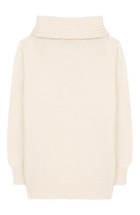 Детский свитер KUXO белого цвета, арт. V806-500U/2A-6A | Фото 2