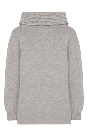 Детский свитер KUXO светло-серого цвета, арт. V806-500U/2A-6A | Фото 2