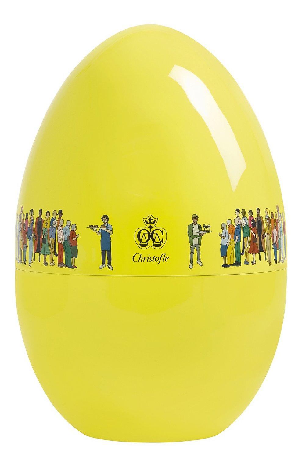 Мужского набор столовых приборов mood christofle x pharell williams & jean на 6 персон CHRISTOFLE желтого цвета, арт. 00067299 | Фото 3