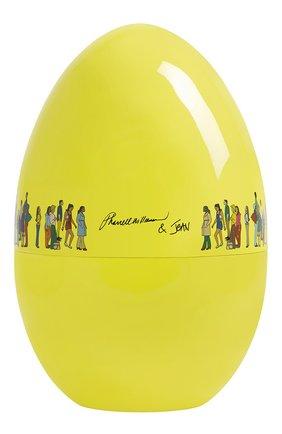Мужского набор столовых приборов mood christofle x pharell williams & jean на 6 персон CHRISTOFLE желтого цвета, арт. 00067299 | Фото 4
