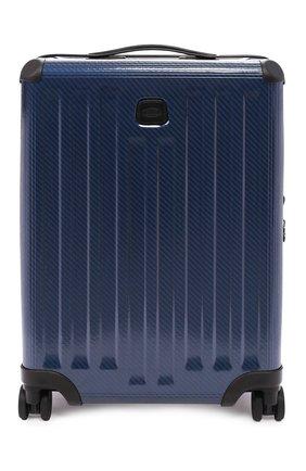 Женский дорожный чемодан venezia 21″ BRIC`S синего цвета, арт. BZI08381 | Фото 1