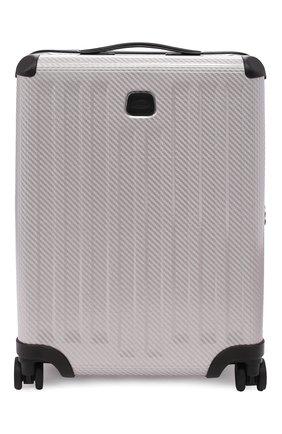 Женский дорожный чемодан venezia 21″ BRIC`S светло-серого цвета, арт. BZI08381 | Фото 1
