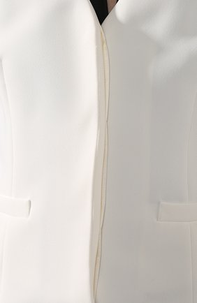 Женский жилет BARBARA BUI белого цвета, арт. U1421EEA | Фото 5