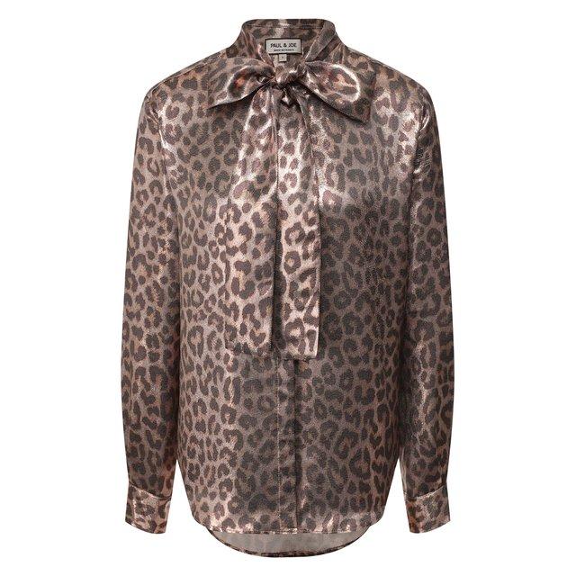 Блузка с принтом Paul&Joe