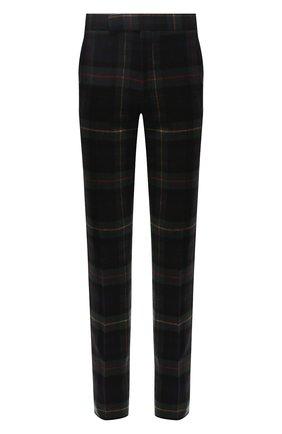 Мужской кашемировые брюки RALPH LAUREN разноцветного цвета, арт. 798777432 | Фото 1
