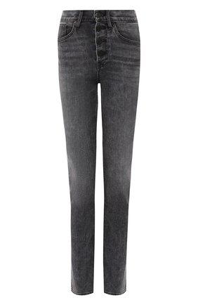 Женские джинсы 3X1 серого цвета, арт. WP0070921/AGD0N | Фото 1