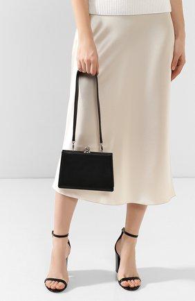 Женская сумка mini twin RATIO ET MOTUS черного цвета, арт. REM19FWMTBK-SL | Фото 2