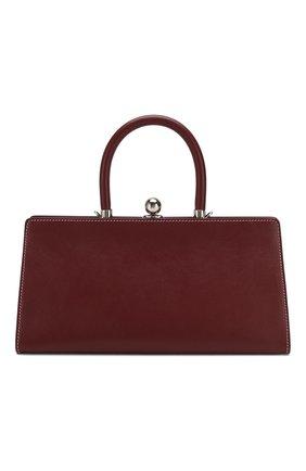 Женская сумка sister RATIO ET MOTUS бордового цвета, арт. REM19FWDS0X-SL | Фото 1