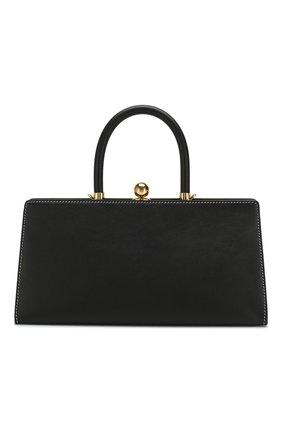 Женская сумка sister RATIO ET MOTUS черного цвета, арт. REM19FWSSBK-GD | Фото 1