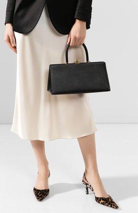 Женская сумка sister RATIO ET MOTUS черного цвета, арт. REM19FWSSBK-GD | Фото 2