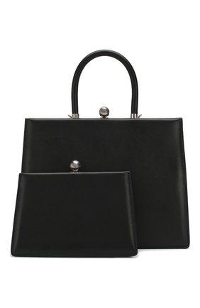 Женская сумка twin frame RATIO ET MOTUS черного цвета, арт. REM19FWTFBK-SL | Фото 1