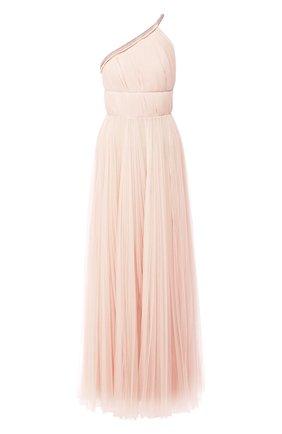 Женское платье STELLA MCCARTNEY розового цвета, арт. 584103/SNA41 | Фото 1