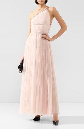 Женское платье STELLA MCCARTNEY розового цвета, арт. 584103/SNA41 | Фото 2