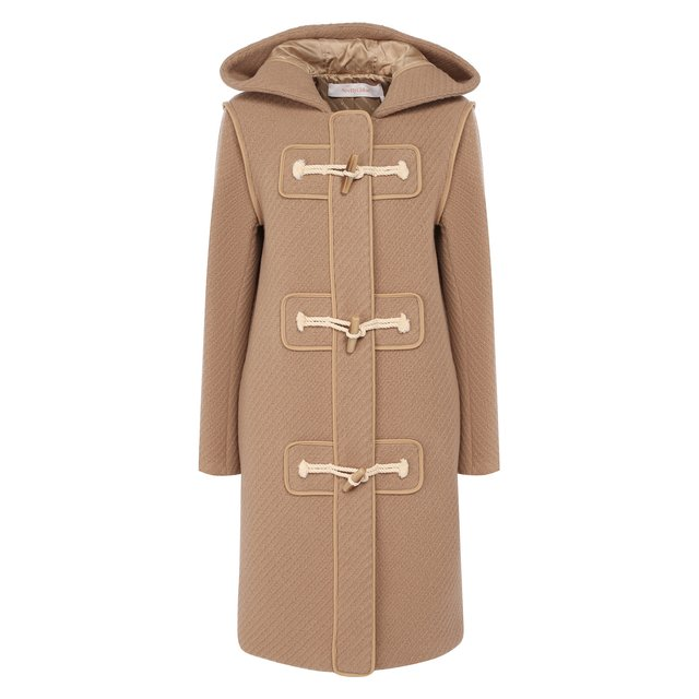 Шерстяное пальто See by Chloé