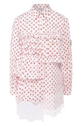 Блузка 4 Moncler Simone Rocha | Фото №1