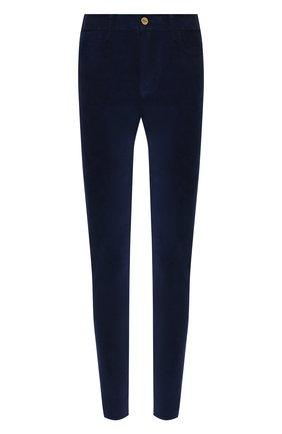 Женские джинсы-скинни FRAME DENIM синего цвета, арт. LHSKV570 | Фото 1