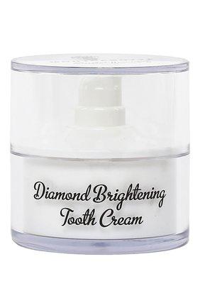 Женская крем для зубов diamond brightening tooth cream MONTCAROTTE бесцветного цвета, арт. MC1071 | Фото 1