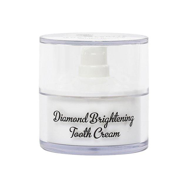Крем для зубов Diamond Brightening Tooth Cream Montcarotte.