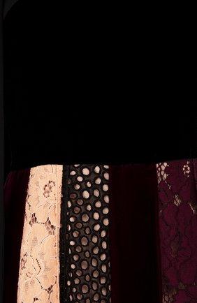 Женское платье LANVIN разноцветного цвета, арт. RW-DR2089-3229-A16 | Фото 2