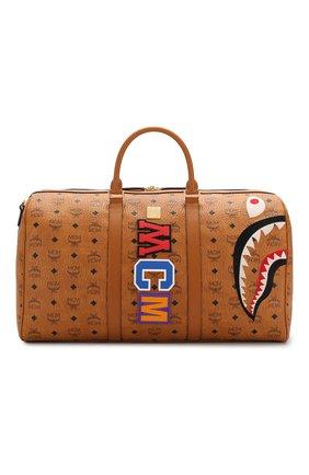 Дорожная сумка Bape x MCM   Фото №1
