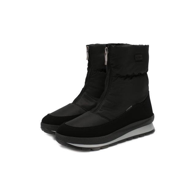 Текстильные ботинки Jog Dog
