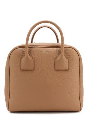 Женская сумка cube medium BURBERRY бежевого цвета, арт. 8019363   Фото 1