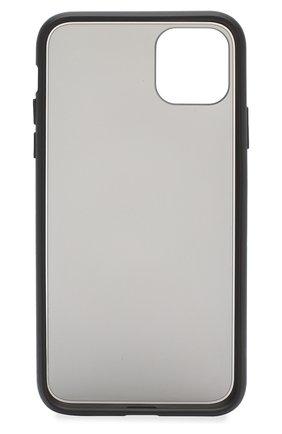 Мужской чехол для iphone 11 pro  VIPE черного цвета, арт. VPIP5819CNNBLK | Фото 2