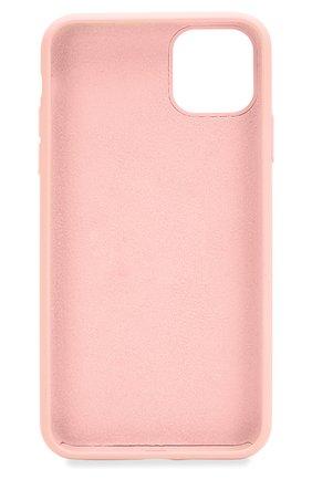 Мужской чехол для iphone 11 pro  VIPE розового цвета, арт. VPIP5819GUMPINK | Фото 2