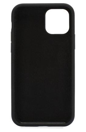 Мужской чехол для iphone 11 pro  VIPE черного цвета, арт. VPIP5819GUMBLK | Фото 2