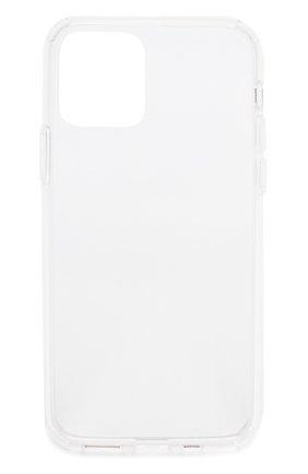Мужской чехол для iphone 11 pro  UNIQ прозрачного цвета, арт. IP5.8HYB(2019)-LPRXCLR | Фото 1