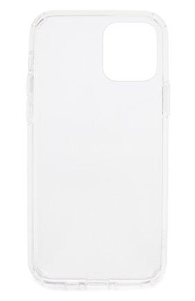 Мужской чехол для iphone 11 pro  UNIQ прозрачного цвета, арт. IP5.8HYB(2019)-LPRXCLR | Фото 2