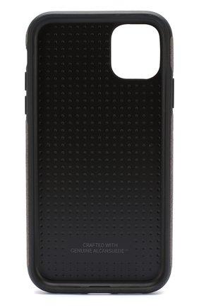 Мужской чехол для iphone 11 UNIQ серого цвета, арт. IP6.1HYB(2019)-SUVWGY | Фото 2