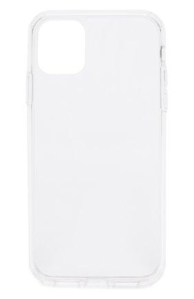Мужской чехол для iphone 11 UNIQ прозрачного цвета, арт. IP6.1HYB(2019)-LPRXCLR | Фото 1
