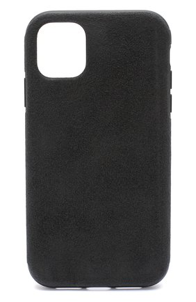Мужской чехол для iphone 11 UNIQ черного цвета, арт. IP6.1HYB(2019)-SUVBLK | Фото 1