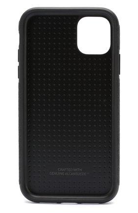 Мужской чехол для iphone 11 UNIQ черного цвета, арт. IP6.1HYB(2019)-SUVBLK | Фото 2