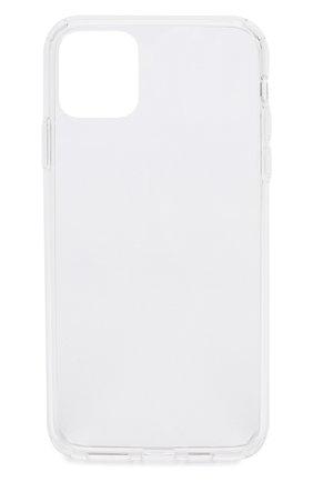 Мужской чехол для iphone 11 pro max UNIQ прозрачного цвета, арт. IP6.5HYB(2019)-LPRXCLR | Фото 1