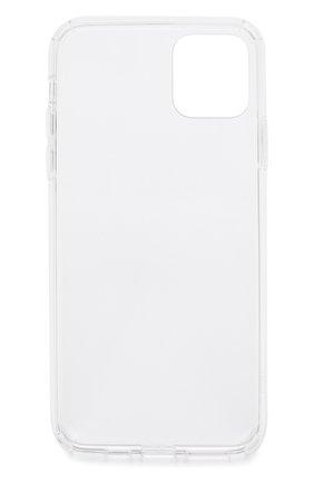 Мужской чехол для iphone 11 pro max UNIQ прозрачного цвета, арт. IP6.5HYB(2019)-LPRXCLR | Фото 2