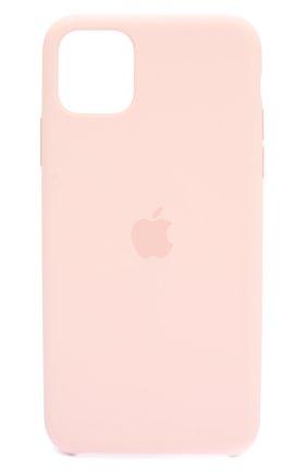 Чехол для iphone 11 pro max APPLE  розового цвета, арт. MWYY2ZM/A | Фото 1