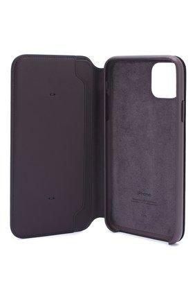 Мужской чехол для iphone 11 pro max APPLE фиолетового цвета, арт. MX092ZM/A | Фото 2