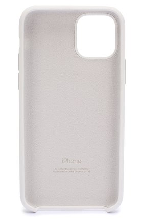 Мужской чехол для iphone 11 pro  APPLE  белого цвета, арт. MWYL2ZM/A | Фото 2