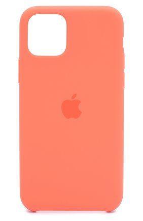 Мужской чехол для iphone 11 pro  APPLE оранжевого цвета, арт. MWYQ2ZM/A | Фото 1