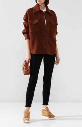 Кроссовки Classic Leather | Фото №2
