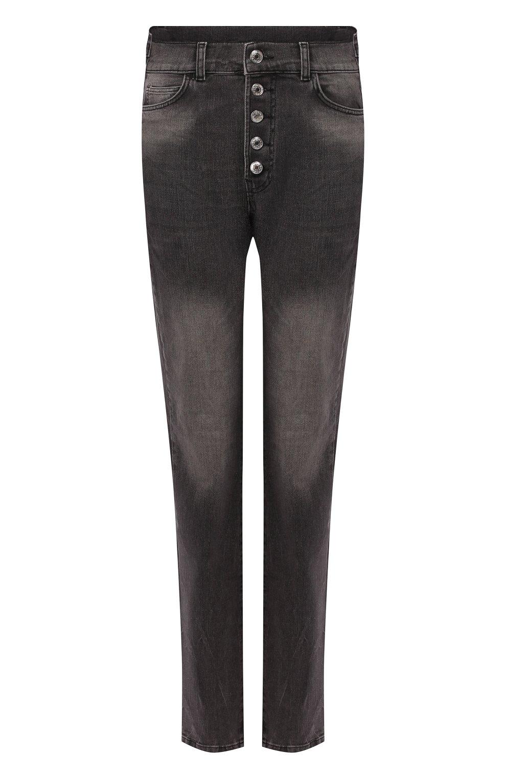 Женские джинсы ZADIG&VOLTAIRE серого цвета, арт. WHCB3003F | Фото 1